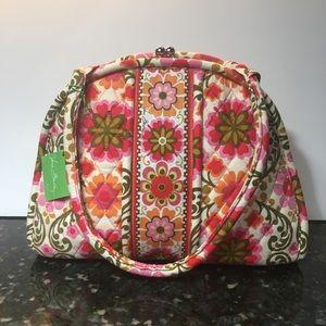 NWT Vera Bradley Eloise handbag